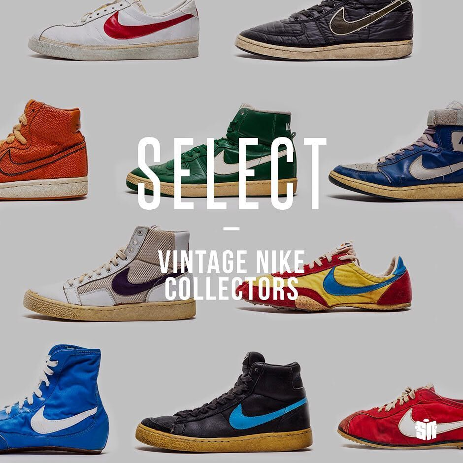 best authentic c78ab b365b Vintage Nike Collectors