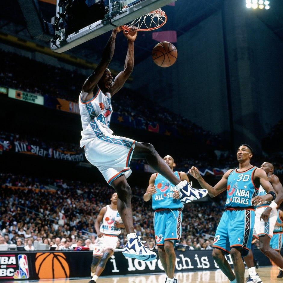 1996 NBA All Star Game