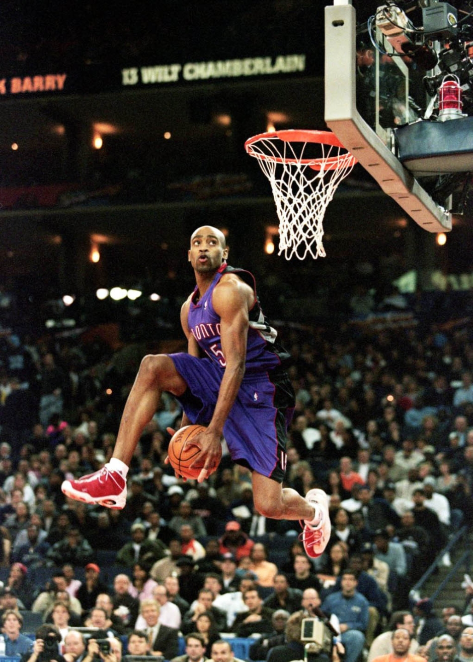 2000 vince carter slam dunk contest and1 tai chi