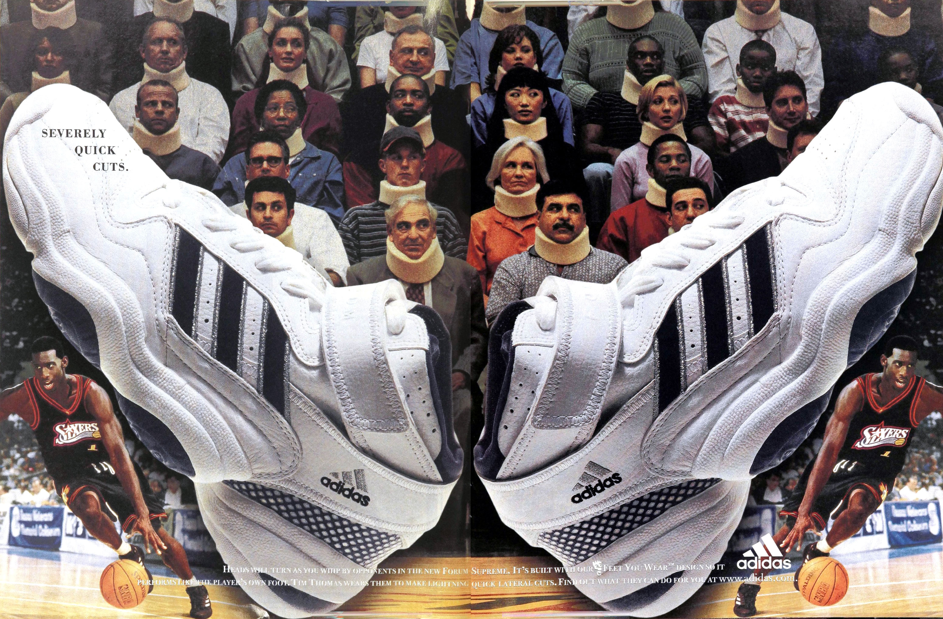 Time for a Renaissance? Reminiscing on the adidas Feet You
