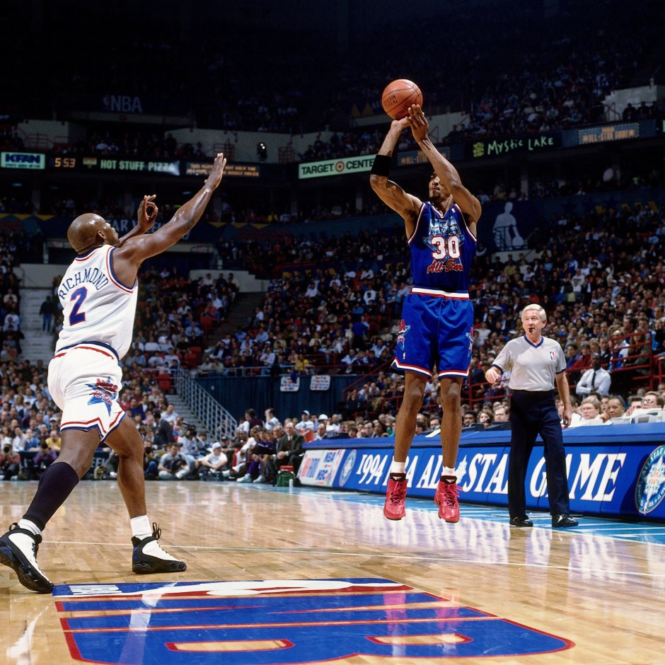 1994 mitch richmond air jordan 9 pe scottie pippen nike air maestro red 1994 all star game.jpg