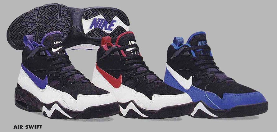 Scottie Pippen and the Nike Air Maestro