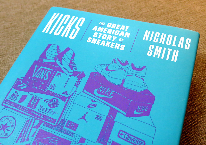 Book Review – Kicks: The Great American Story of Sneakers – Zack